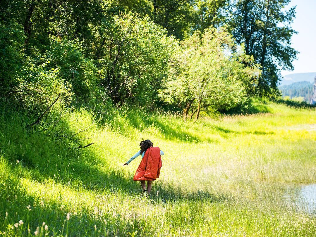 Skipping through clover fields this St Patty's day! ☘ #gorumpl  