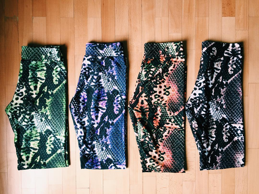 Legging Rock ⚡ Choose Your Color  Horarios especiales de mañana: 10 a 14.30hs!