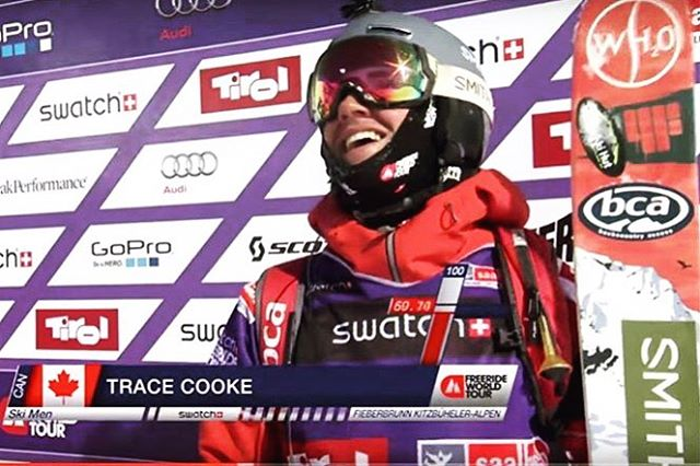 Big congrats to @tracecooke finishing the latest Freeride World Tour in 9th bumping him to 15th in the world standings which equates to  1st on the wildcard list for the 2017 FWT. Yea Trace! #shapingskiing #kye120