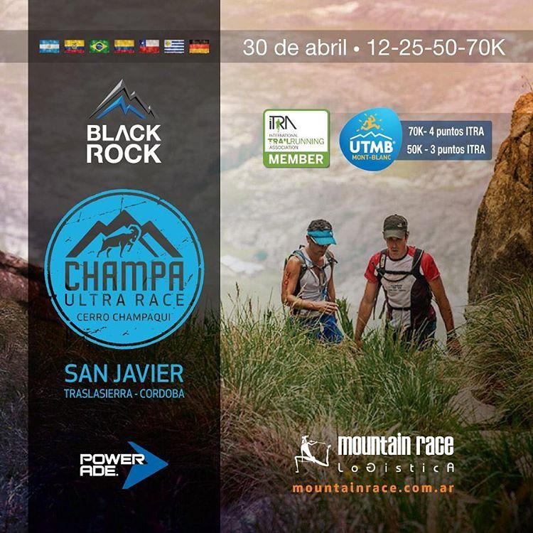 CHAMPA ULTRA RACE - 30/04/16 - 12K-25K-50K-70K