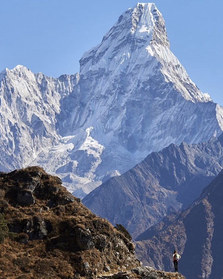 Spotted in #Nepal // @niki_papadimitriou by @timlloydphoto