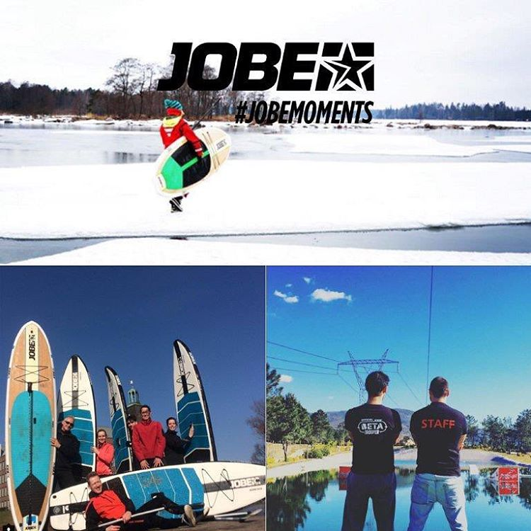 And this week again some awesome Jobe moments! Thanks @lazydogsup @sup_hermanlieven @goncalomig