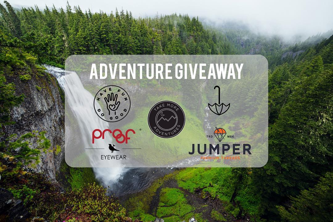 We've teamed up with some awesome companies to give you a chance to win over $350 worth of gear! Each company will pick a winner so your chances to win are pretty good! We're giving away a $100 Gift Card to iwantproof.com  To enter: 1. Follow us...