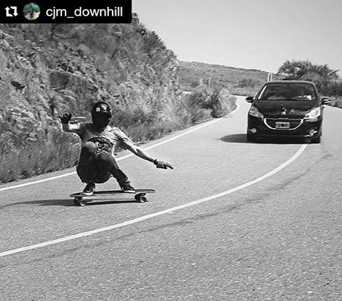 @cjm_downhill ・・・ Highway to the Danger Zone