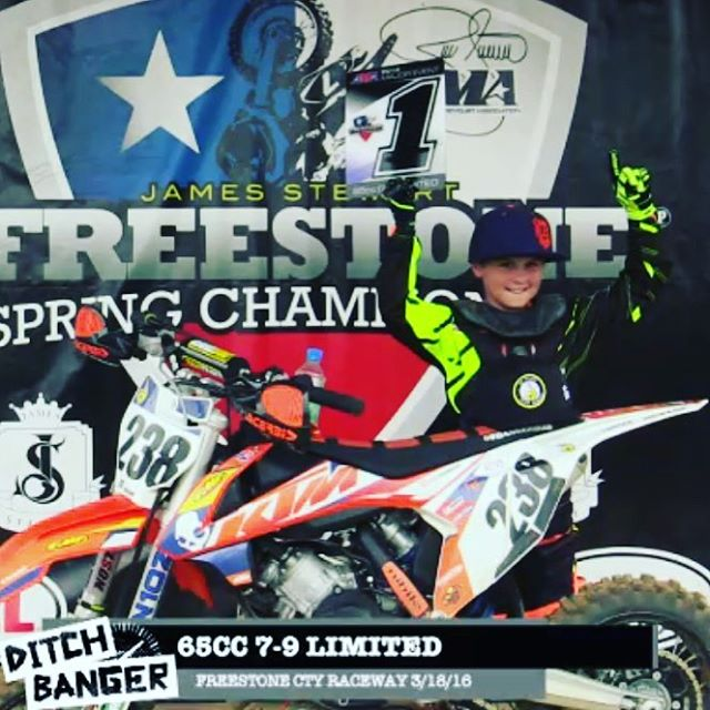 @dangerboydeegan pulls off the #win @freestonemx looks like we are going to @malcolmstewart again. #dangerboy