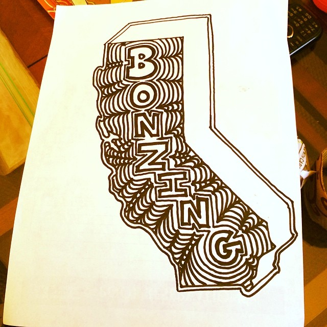 Adrian Da Kine--@adrian_da_kine drawings  #bonzing #sanfrancisco #california #shapers #artists