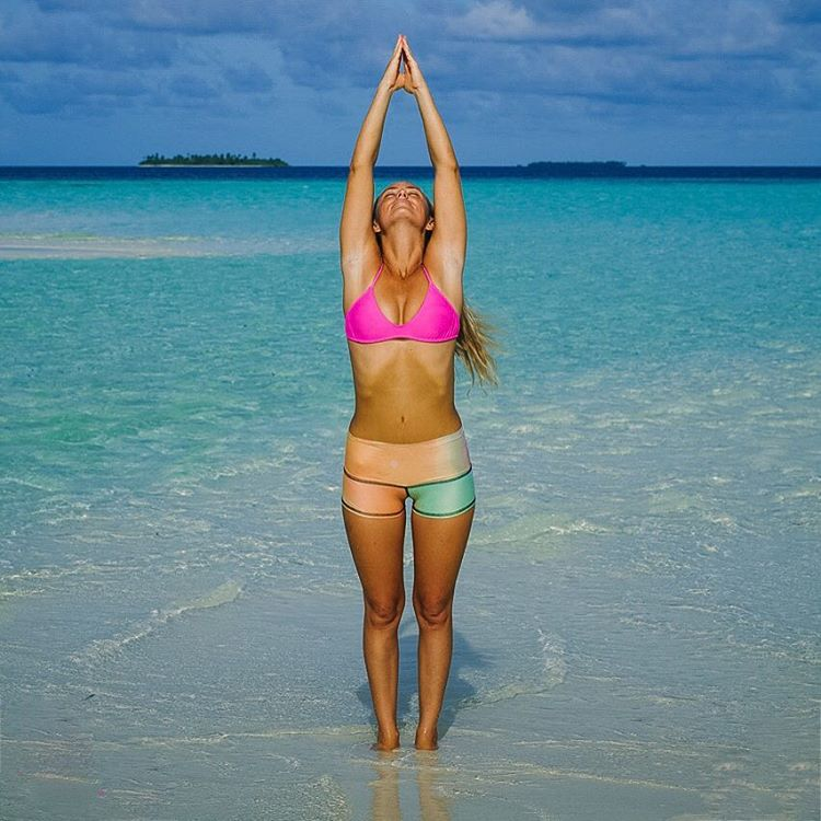 WANT TO BE COME A YOGA TEACHER certified by #YogaAlliance? Sign up for my mom's Yoga Adventure teacher training in Hawaii June 11 - July 2!  You will get to live in paradise at our oceanfront retreat for 3 weeks, eat fresh local food, swim with...