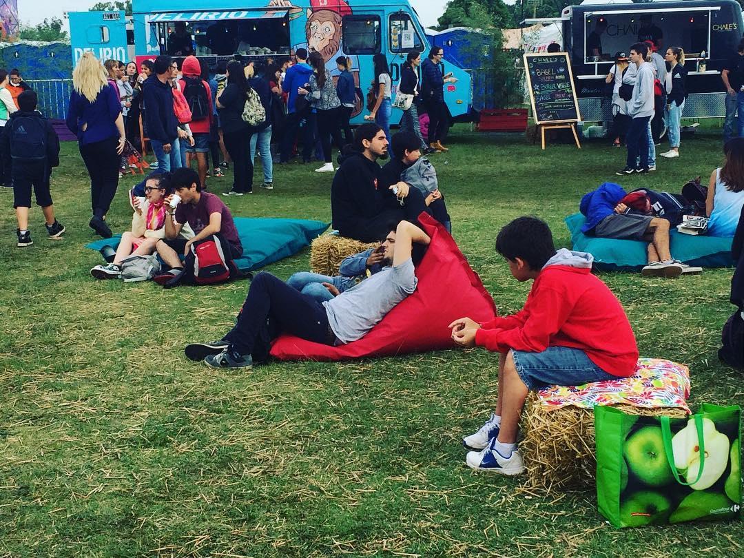 No dejes de visitar el espacio de Espíritu Verde en el #Lollapalooza #MomentoPolePole #PolePolePalooza