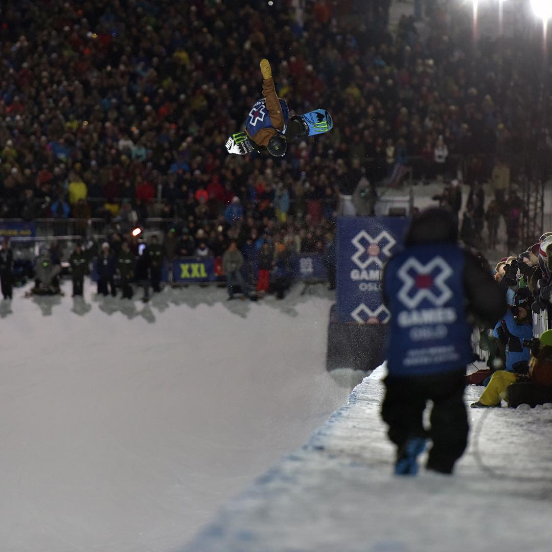 Our two-hour #XGamesOslo Anthology Show is coming up at 3 pm ET/1 pm PT on ABC! (