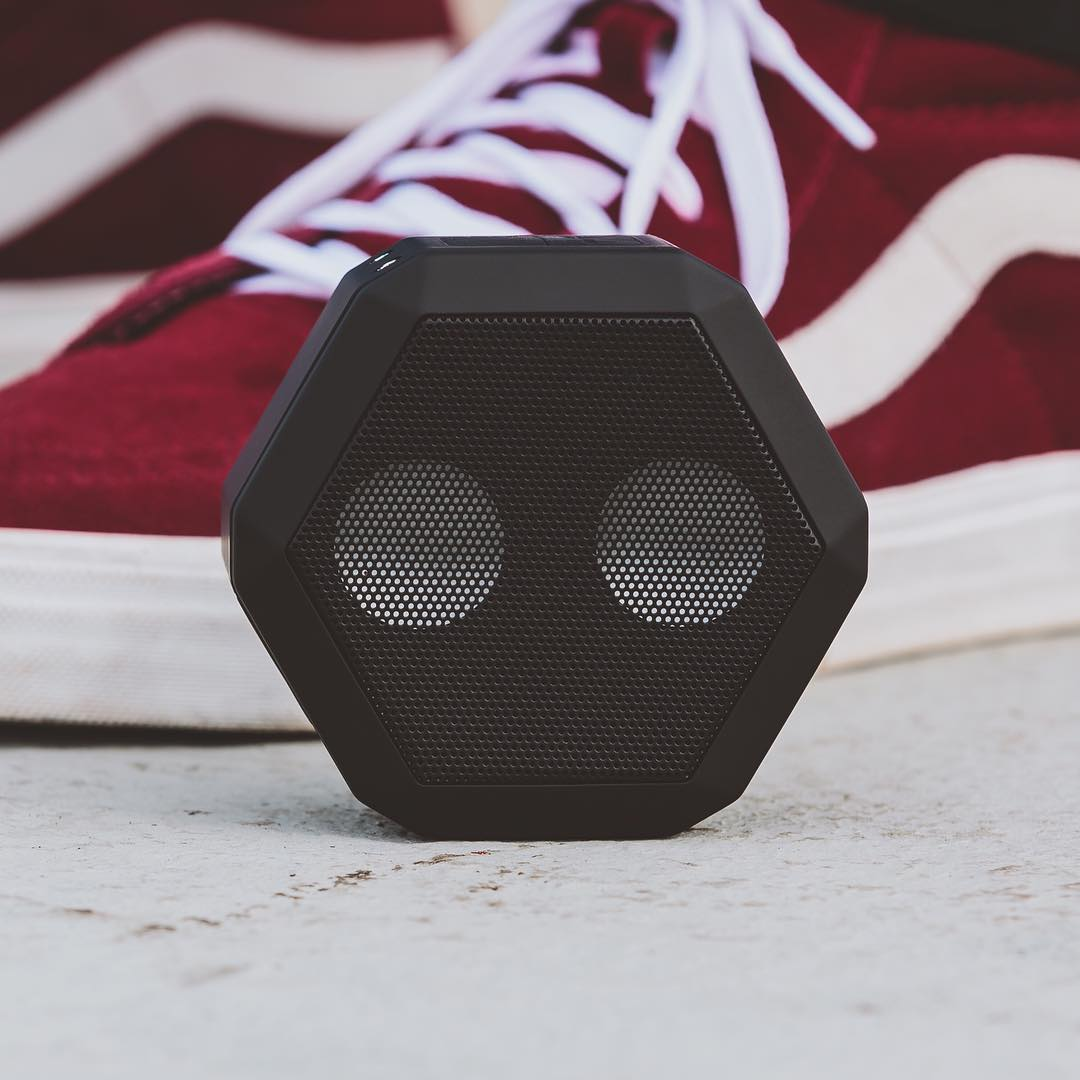 Have you heard The Rex yet? How do you like it? #Boombotix  #audiophile #design #portablespeaker #Essentials