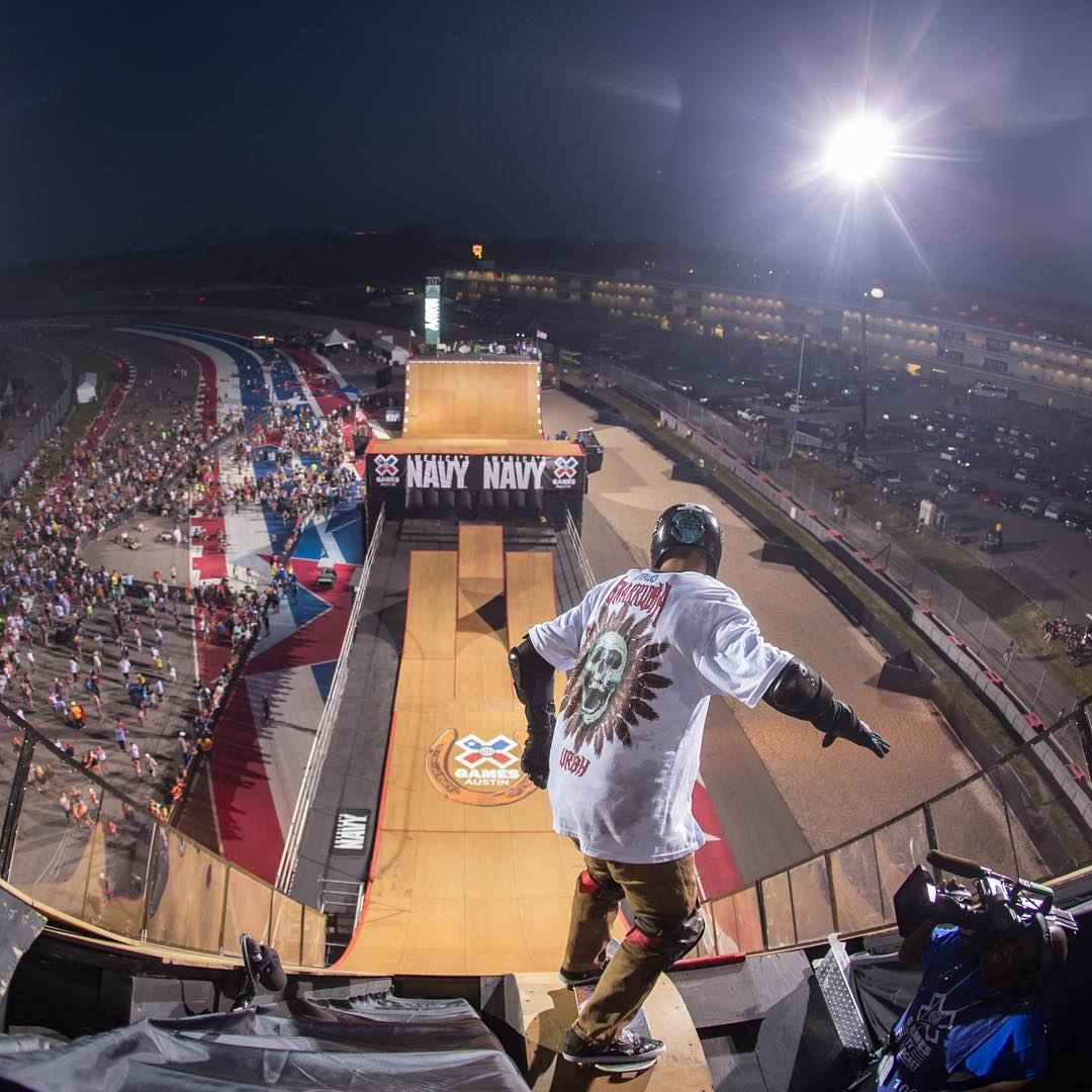#XGames Austin is goin' down in 75 days!