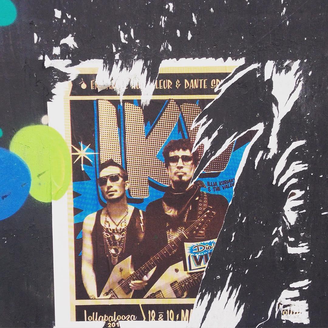 IKV forever @ikvoficial #LollaAR #lollapalooza