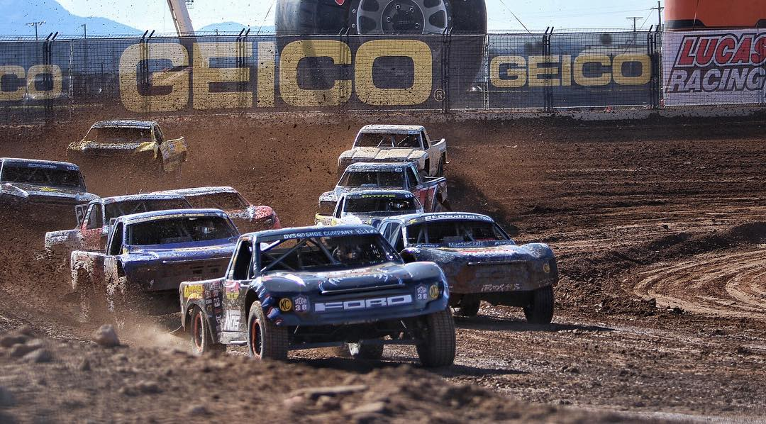 Ready for round two of @lucasoiloffroad today in AZ