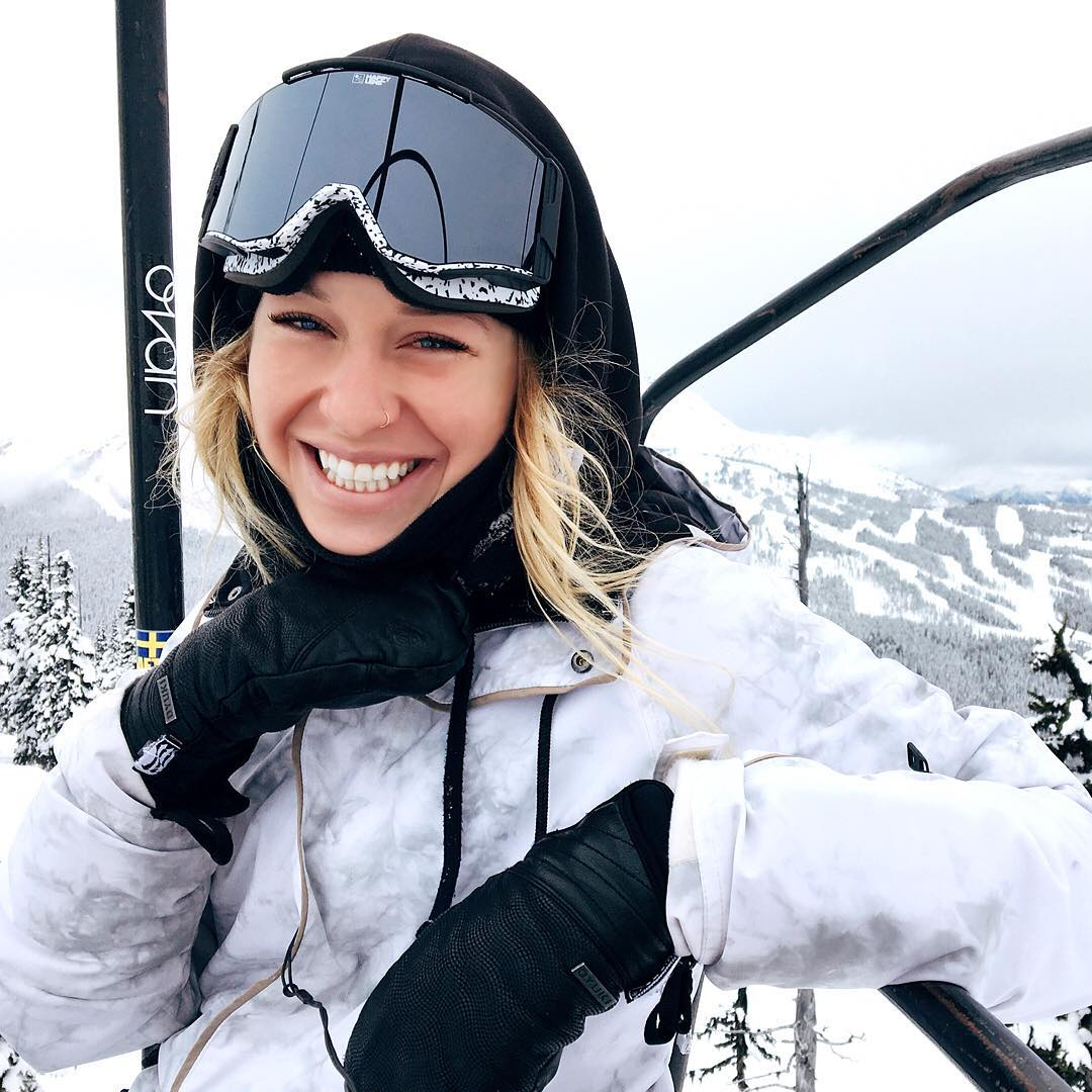 Up the ski lift we go with @maadmaude to kick off #InternationalDayofHappiness.  To celebrate such a happy day, we will be giving away two $500 shopping sprees! Tag who you'd spend today with for your first entry. #SEEHAPPY
