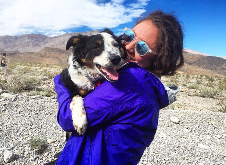 Dipseas often attract mid-adventure snuggles