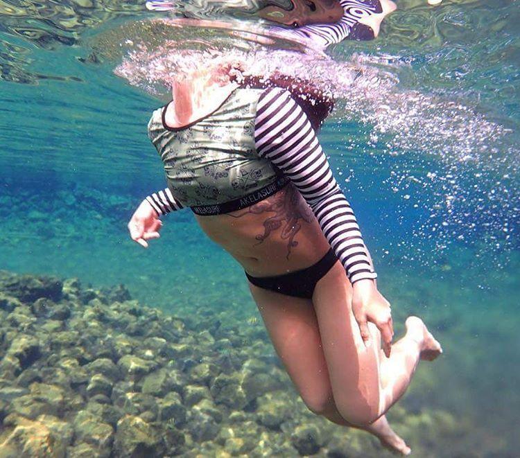 #AkelaSurf Ambassador @spammster #mondayblues #hawaii  #paradise