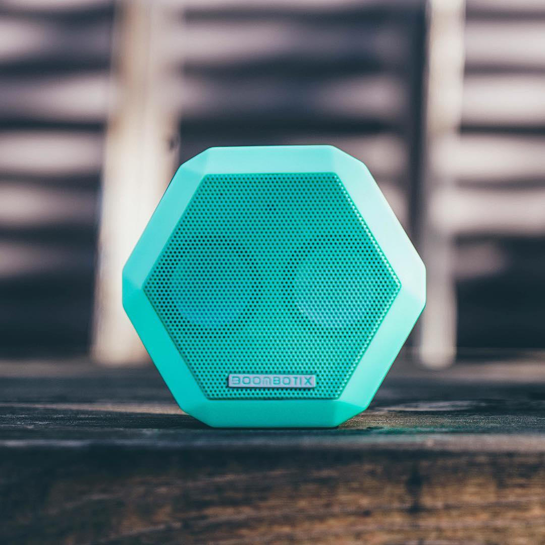 Spring Mint  Link in our profile ☝️ #portablespeaker #audiophile #essential #Boombotix