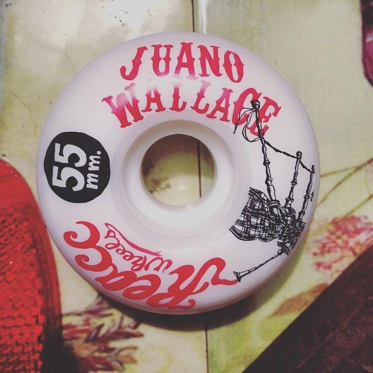 55mm de skateboarding @wallacejuano  @reaccskateboards