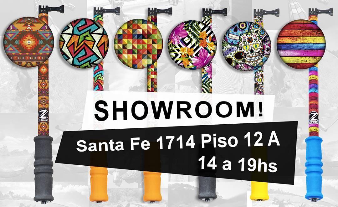 Pasate por nuestro showroom en Recoleta, y llevate un #ZephyrPole para semana santa!