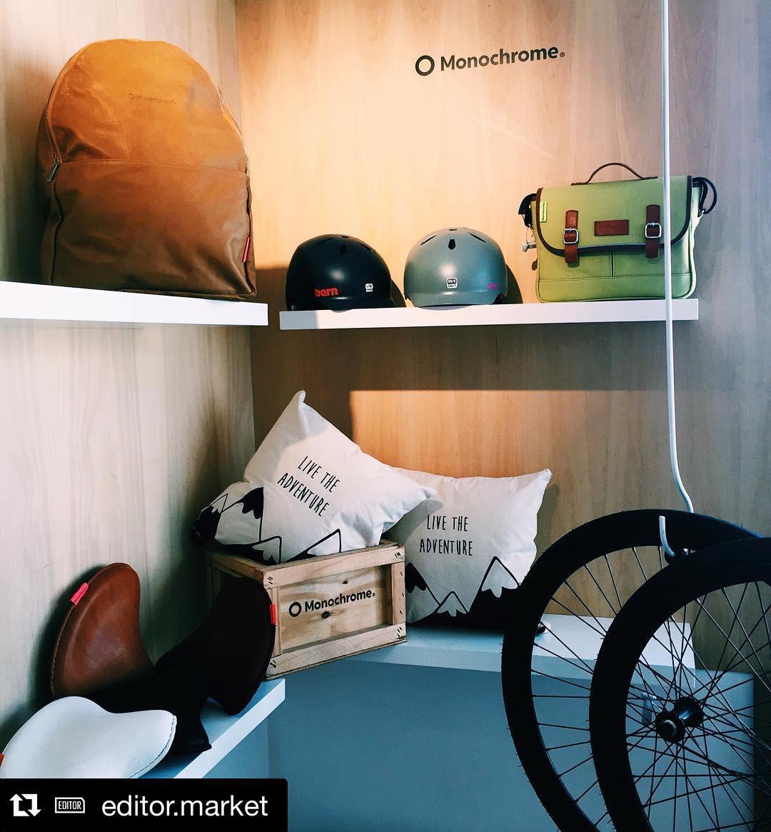 #Repost @editor.market with @repostapp. ・・・ Encontrá @monochromebikes en nuestras tiendas. Corrientes 503 | Dorrego 2133 | Tienda Online: www.editormarket.com.ar #NOEXCUSE #monochromebikes