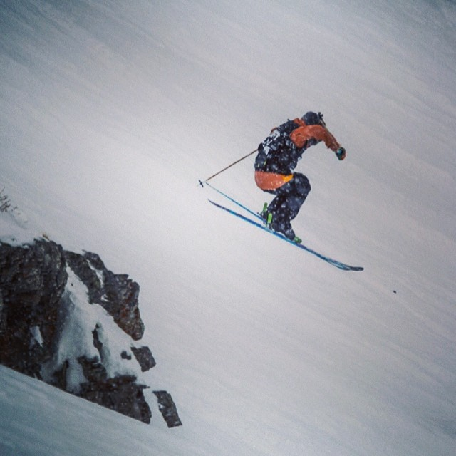 Congratulations @3rikhilb on your fourth place finish in the #JFT14 World Championships @bigskyresort!  Keep that momentum up for the #IFSA Junior Championships this weekend. #soulbrothah #plantyoursoul @factionskis @prethelmets @oakley