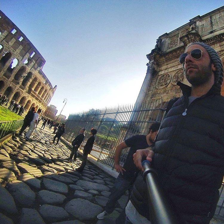 Desde Roma, Yani nos regala esta impecable postal. Viaja con Prisma a todas partes #GoPro #goproargentina #goproarg #PrismaPole