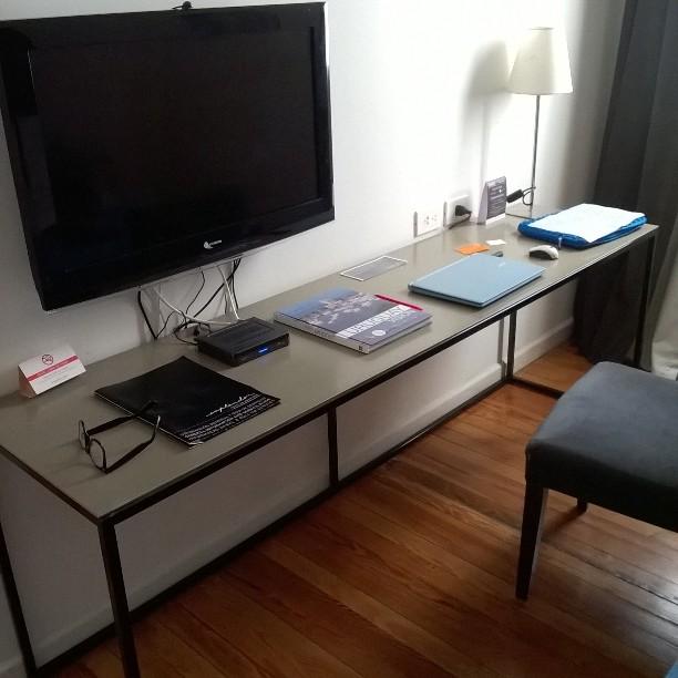 Oficina en Montevideo.