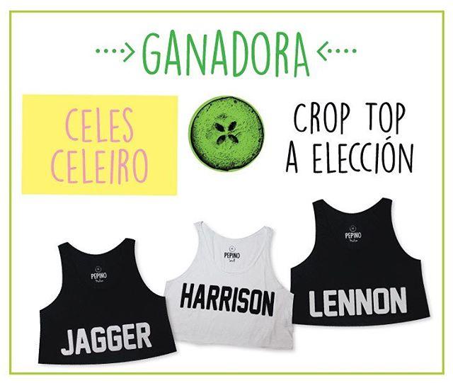 Y la ganadora del primer sorteo es... @celess_celeiro !!!!!!! FELICITACIOOOOONEEEESSS!!!