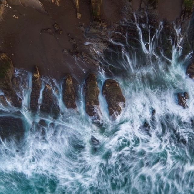 Long Exposure taken with the #Zenmuse #X5  Credit: Stephane Couture | #DJI #Inspire1  Use #IamDJI to share your aerial creations with us!