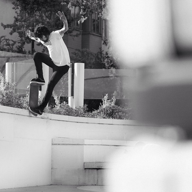 Nosegrind popped. #jacopopicozza #skate #skateboard