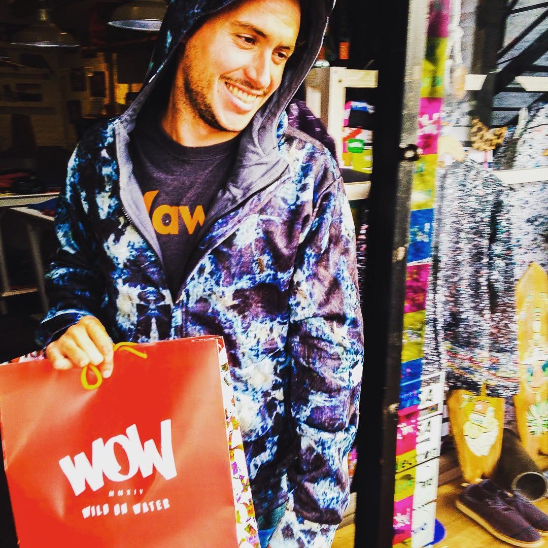 Cuando un wilder se va contento del @wildonwaterclub nosotros nos motivamos a seguir por y con ellos. Qué estás esperando para formar parte de esta comunidad? #livingwow #lifeiswow #Kiteboy #Extremeboy #livewildonwater