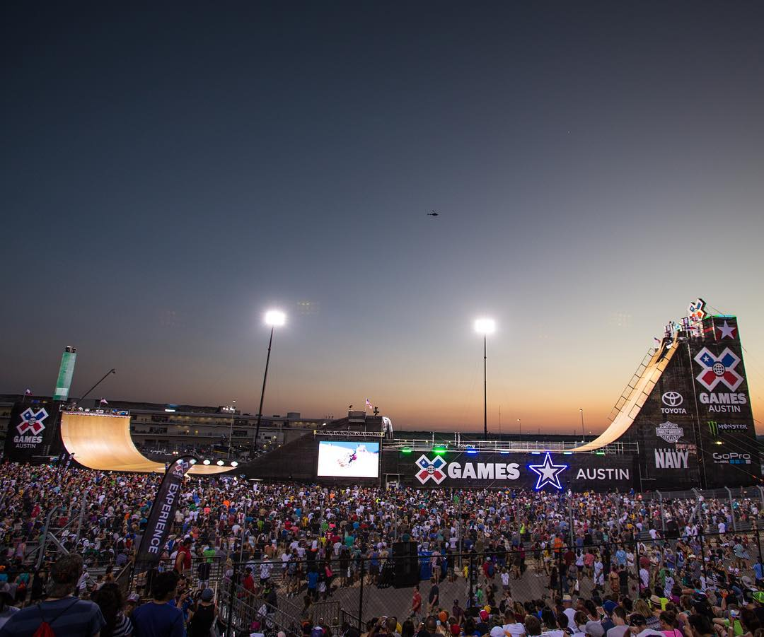 2016 will mark our final year in Austin, Texas.  #XGames tickets will go on sale this Thurs., March 24!
