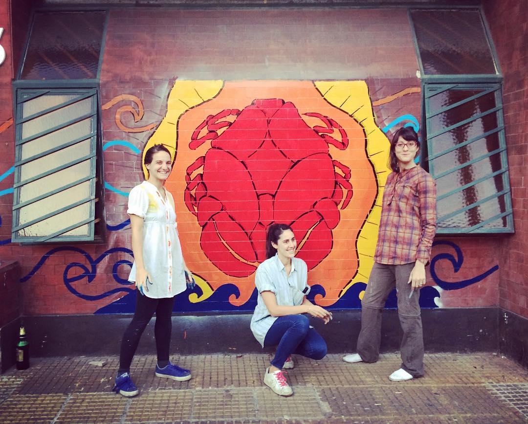 Encendiendose! #darte #mural #streetart