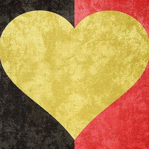 "Thinking about Brussels and all of mankind. Inside every pair of Pakems are the words ""Be Kind"". I wish we all could just be kind to one another. #brussels #bekind"
