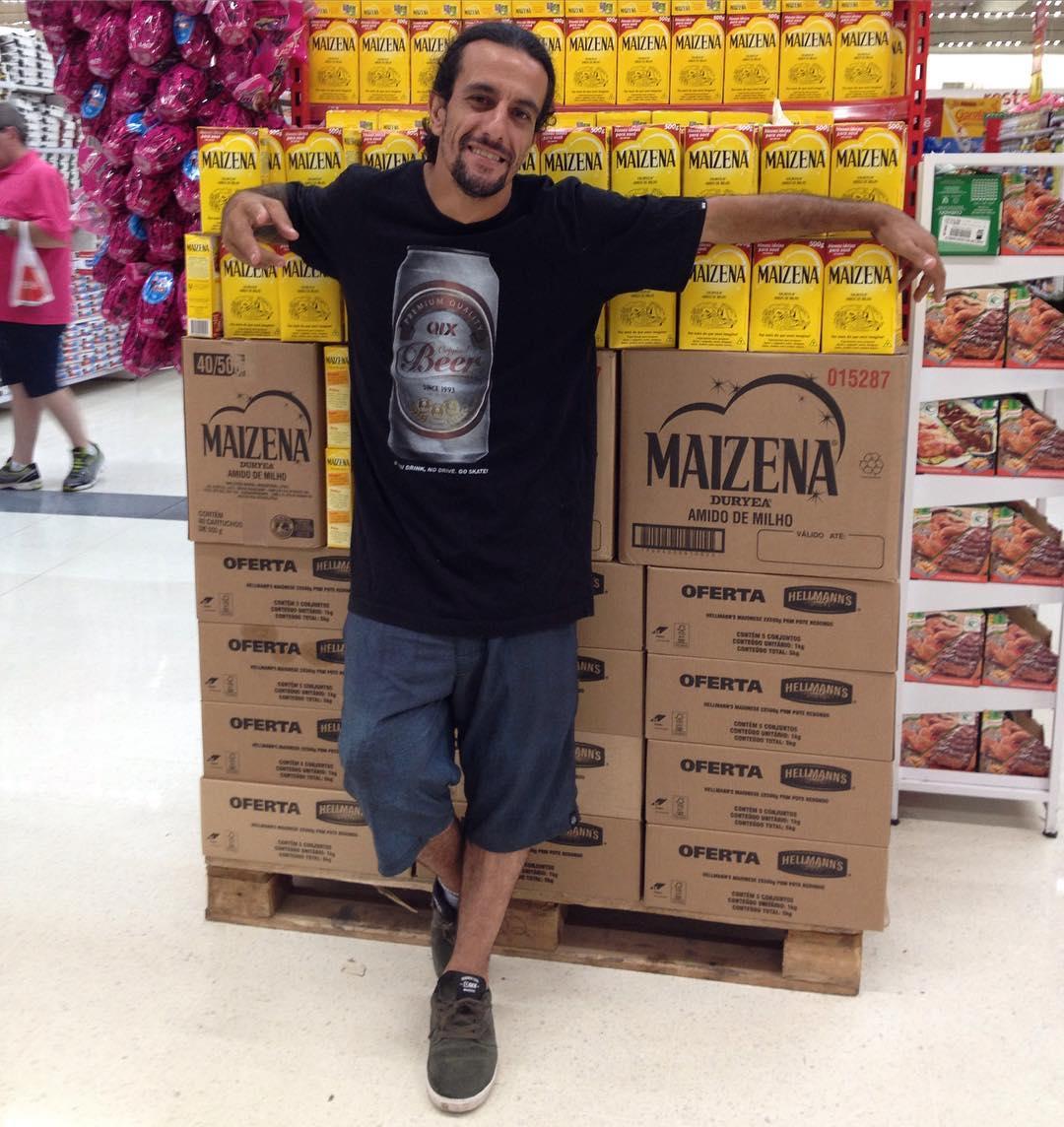 """@Rodrigoleal """"Maizena"""" era menino! Encontro com seu parentes é sempre assim... Festa!"""