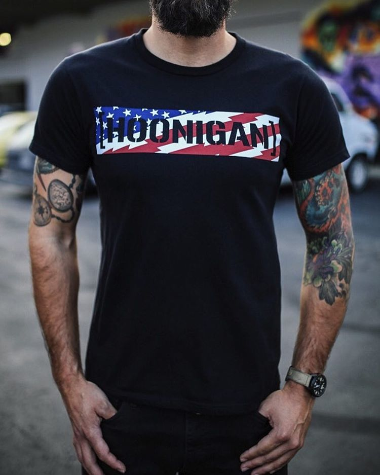 We still got some of the original Stars and Stripes lineup in stock. Grab em while you can. #hooniganDOTcom