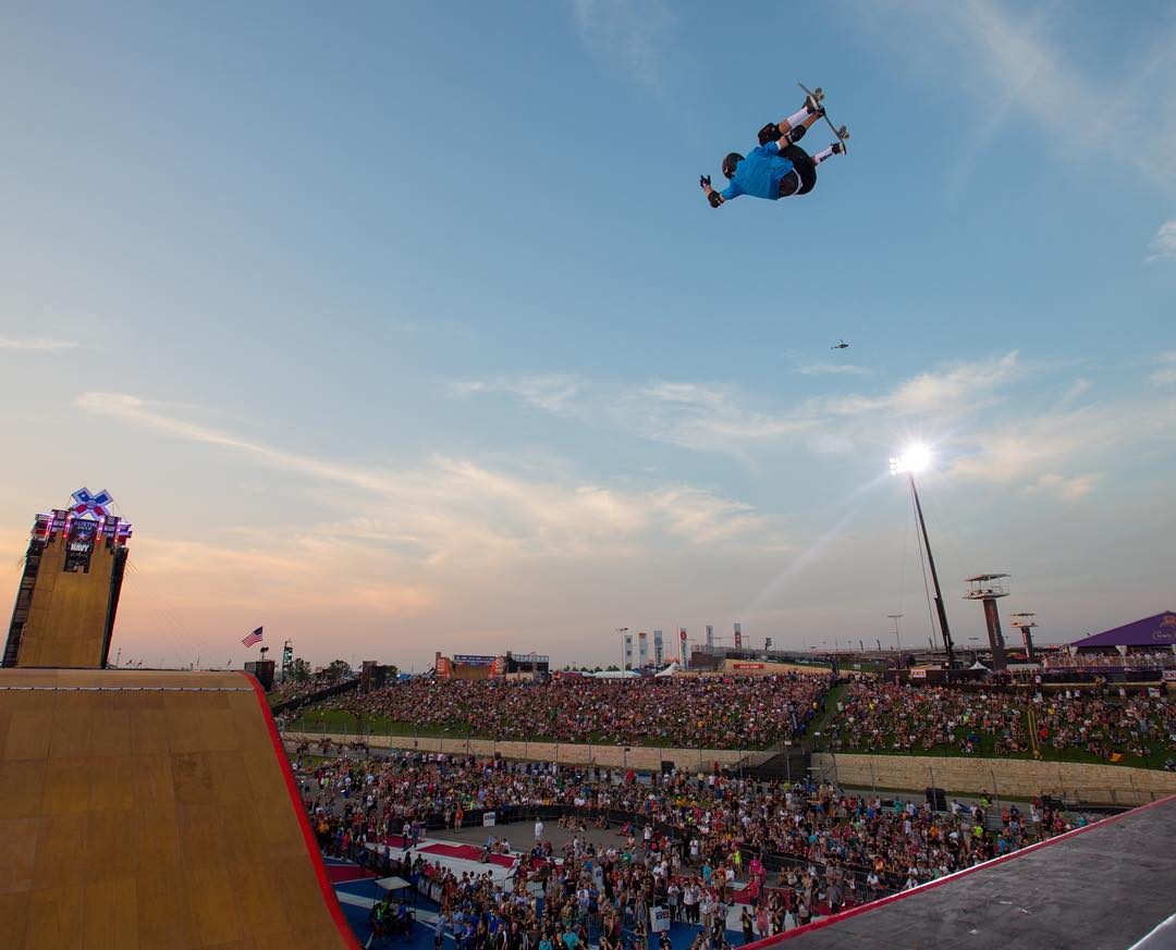 #XGames Austin is goin' down June 2-5 at @COTA_Official!  Tickets will go on sale this Thurs., March 24 on XGames.com.