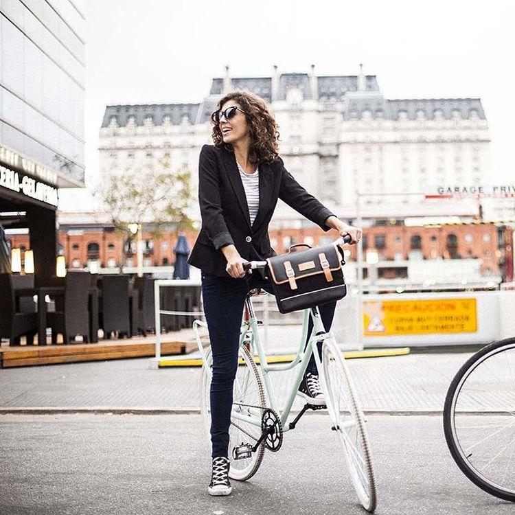 Otoño con sol  Todo el año en bici  #accesorios #ciclista