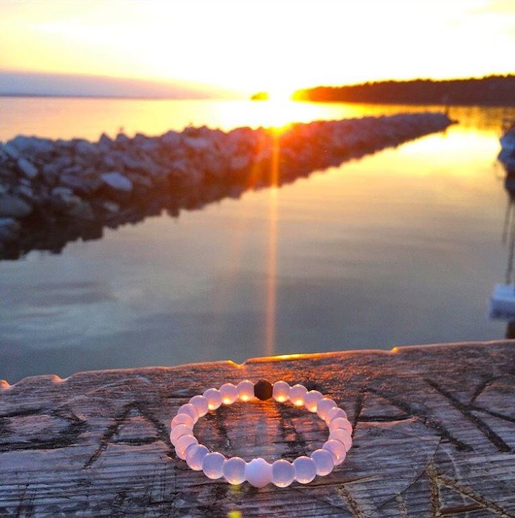 A gentle ray to end the day #livelokai Thanks @lostleblanc