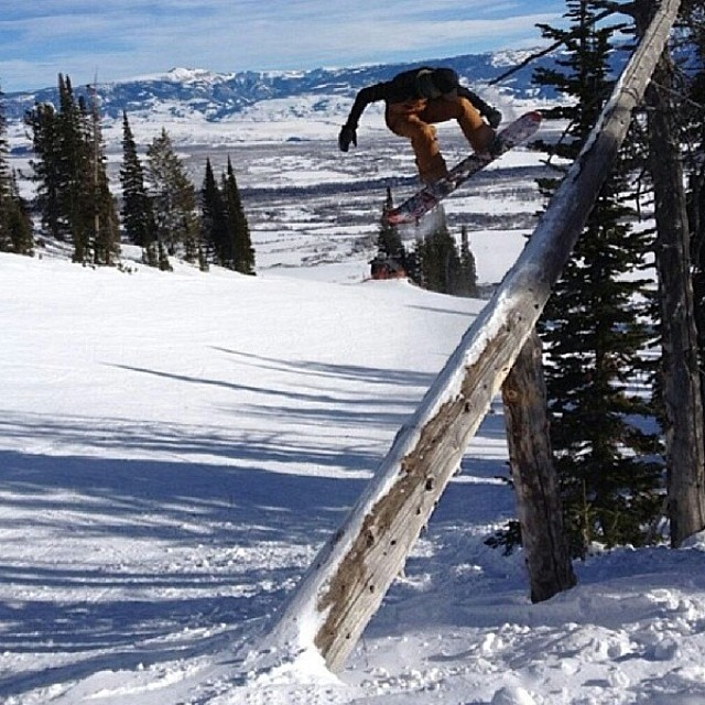 @mikeegray has been logging clips all winter... #thefluxlife #regram @686