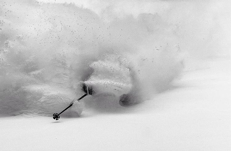 absurdity. @altaskiarea today with @bucksnorts |