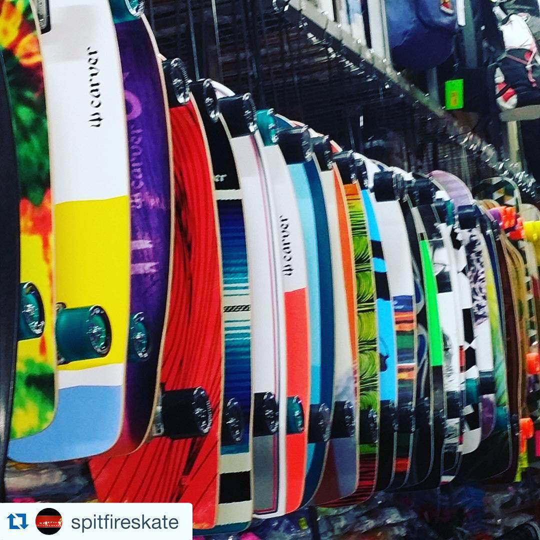 #Repost @spitfireskate with @repostapp. ・・・ Phew! #carverskateboards #carverlongboard #carverskate #surfskate #surftraining #longboard #spitfireskate #singapore now restocked