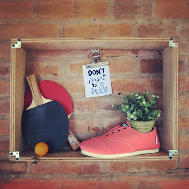 Don't Forget to PLAY! (>‿◠)✌ #Paez #PingPong #Play #PaezHQ #PaezShoes #PaezInspire
