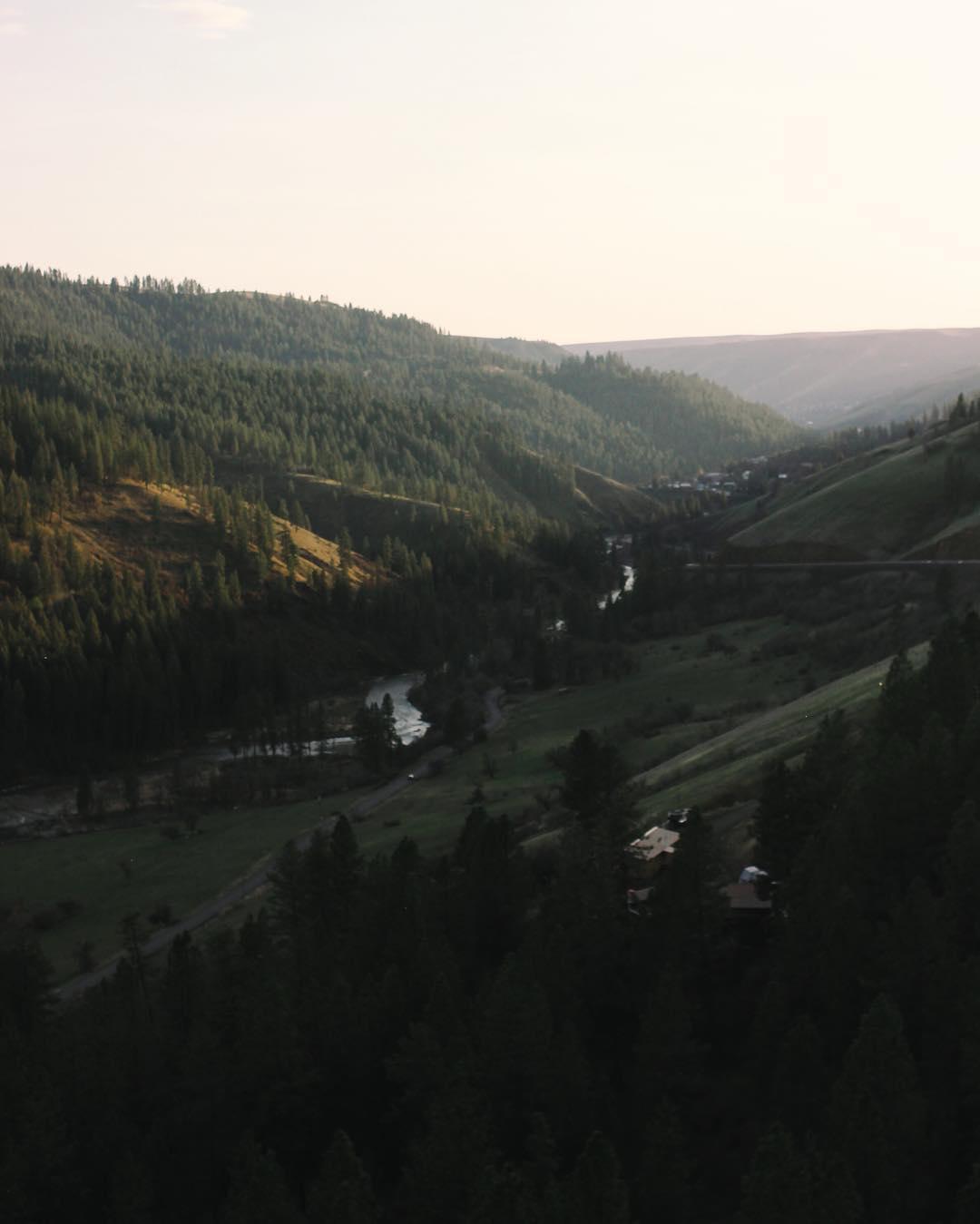 Idaho's take on Ireland.. #NatureOfProof