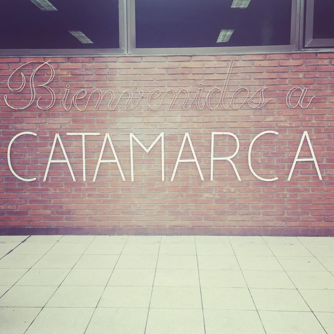 El pais esta de pie! #canto #catamarca #sepuede