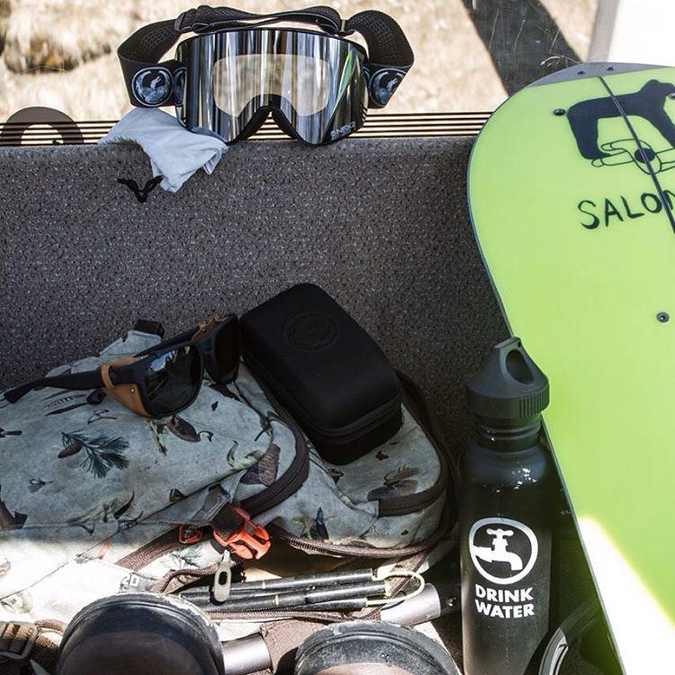 @wolfgangnyvelt set up ready for the day. #mountaineerX #dragonnfx2 #weareframeless