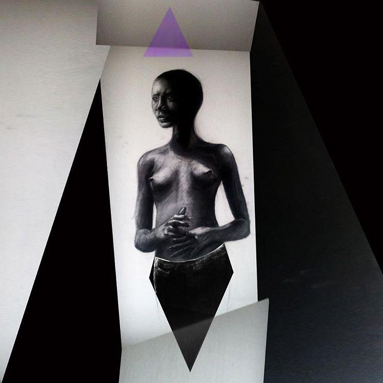 Kalima Arts #streetarteverywhere #kalimaart #uebanart