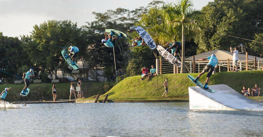 Here is a grom to keep an eye on this year, @pedrowake gearing up for a big season! #ronix2016 #takeflight #fortifiedwithlakevibes #oneloveinwake #modernprospect