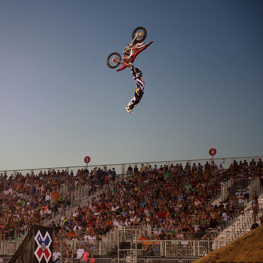 #XGames Austin Moto X Disciplines • Best Trick • Best Whip • Flat-Track • Freestyle • QuarterPipe • Step Up (