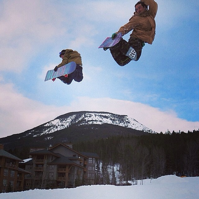 Proper #methods courtesy of @chrisrasman and @marksollors at the #EasyRiderCup. With @libtechnologies